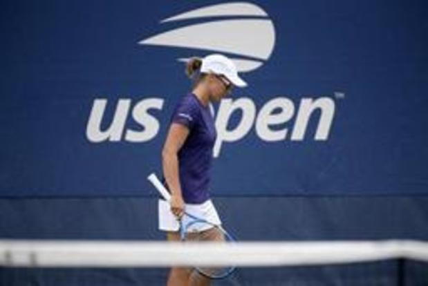 US Open - Kirsten Flipkens dreigt er voor het eerst sinds 2012 niet bij te zijn op een Grand Slam