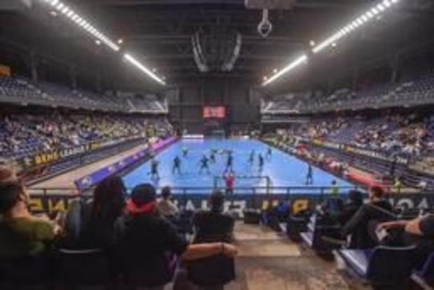 BENE-League handbal - Finale is een Belgisch onderonsje