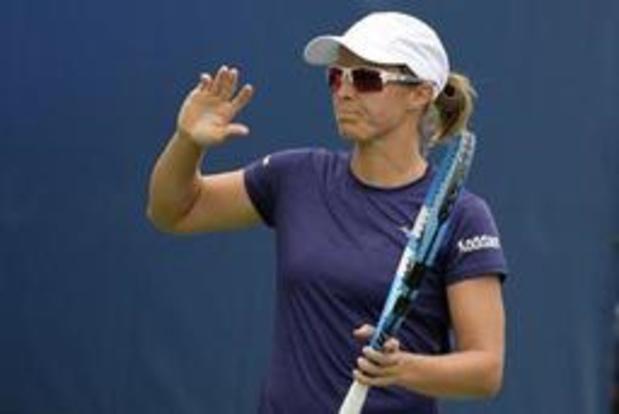 US Open - Kirsten Flipkens participera bel et bien au tableau final à Flushing Meadows