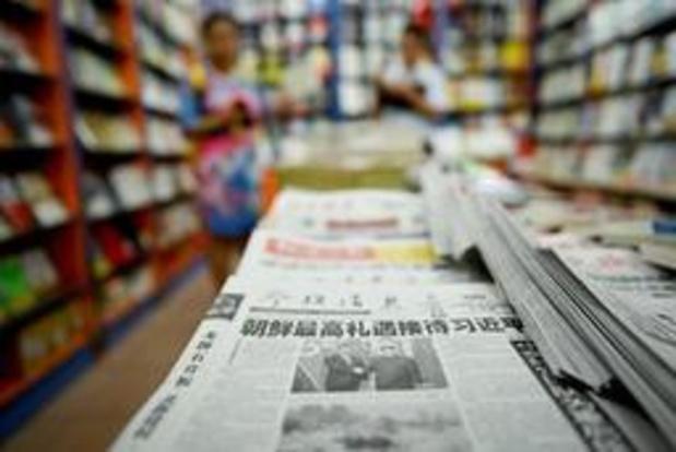"""La relation avec la Chine est """"invincible"""", assure Kim Jong Un"""