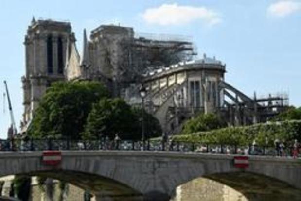 Voor het eerst opnieuw mis in Notre-Dame gepland