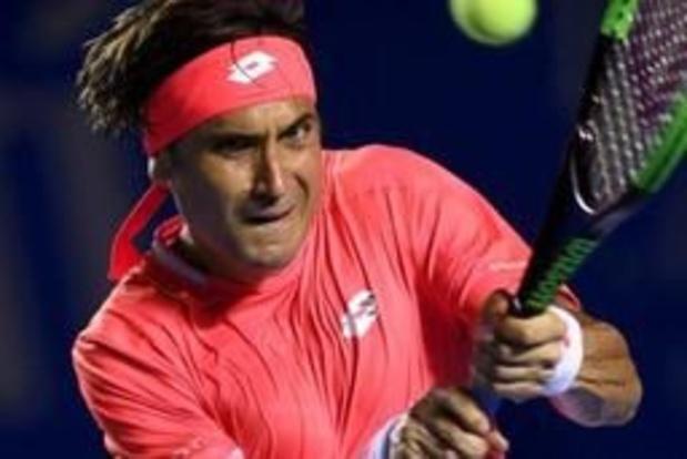 ATP Madrid - Battu par Alexander Zverer, David Ferrer tire sa révérence