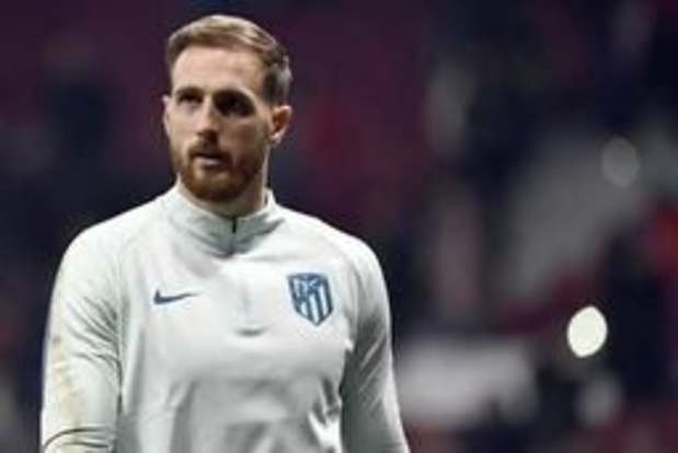 Atletico Madrid verlengt contract van Jan Oblak tot 2023