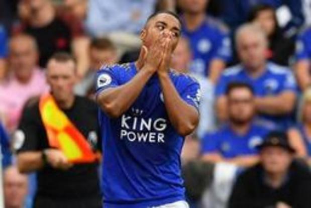 Belgen in het buitenland - Leicester City pakt bij Sheffield United eerste zege van het seizoen