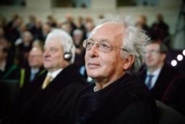 Dirigent Philippe Herreweghe krijgt Ultima-prijs voor Algemene Culturele Verdienste