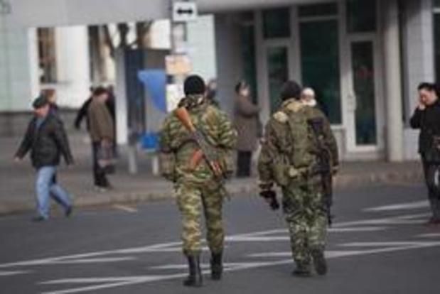 Twee soldaten en een burger gedood in oosten van Oekraïne