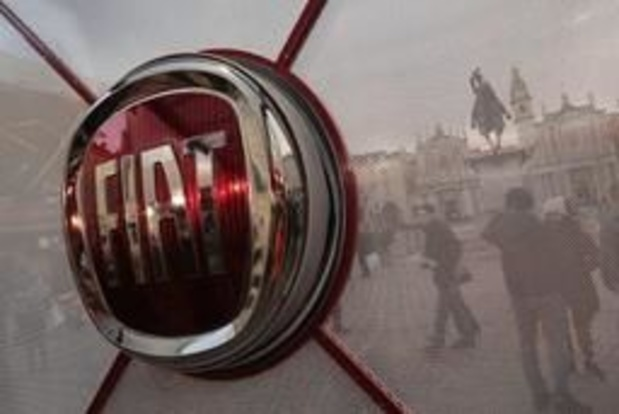 Automaker Fiat Chrysler wil fusie met concurrent Renault
