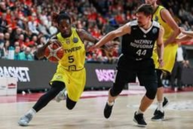 Champions League basket (m) - Ook Tenerife en Bologna mogen naar Final Four