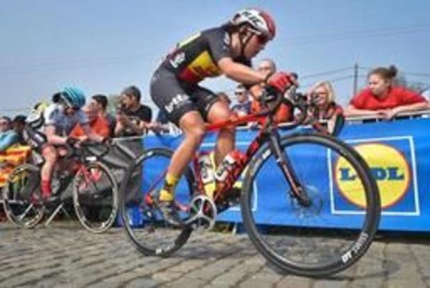 Nouvelle compétition belgo-néerlandaise de cyclisme féminin à partir de 2020
