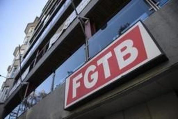La FGTB demande la formation rapide d'un gouvernement fédéral