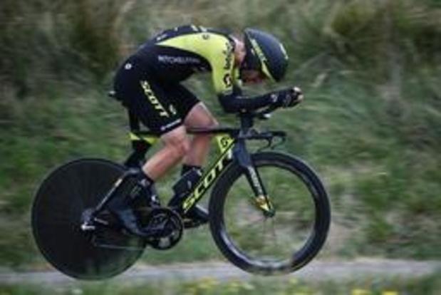 Ronde van Polen - Mezgec spurt naar zege in tweede rit, Ackermann blijft nipt leider