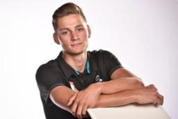 Mathieu van der Poel accepte le statut de favori au Mondial sur route