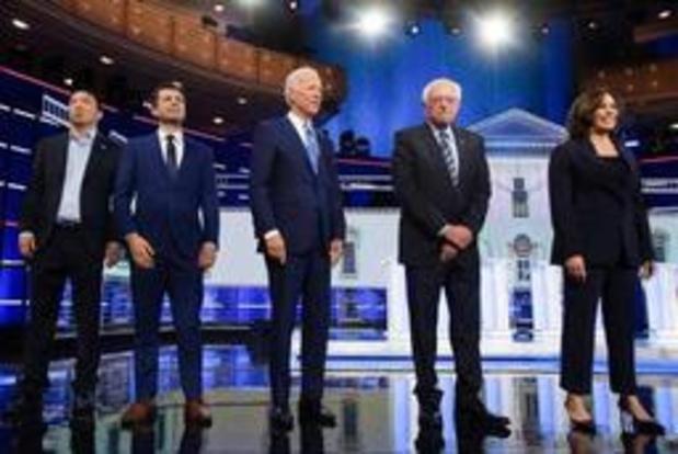 Amerikaanse presidentsverkiezingen in 2020 - Joe Biden verliest terrein in peilingen
