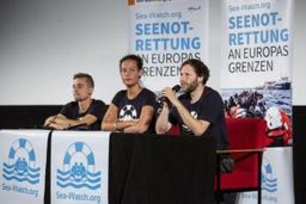 Sea-Watch déterminé à poursuivre ses opérations en mer