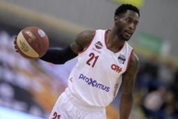Euromillions Basket League - Charleroi wint topper van Oostende