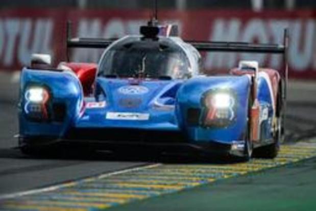 Toyota voorlopig op poleposition, Vandoorne zevende