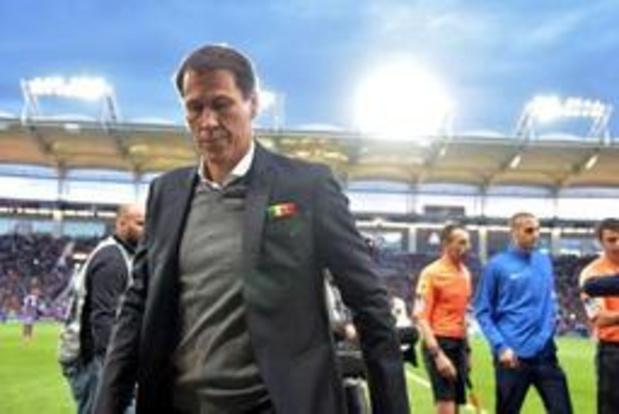 Rudi Garcia va quitter son poste d'entraîneur de l'Olympique de Marseille
