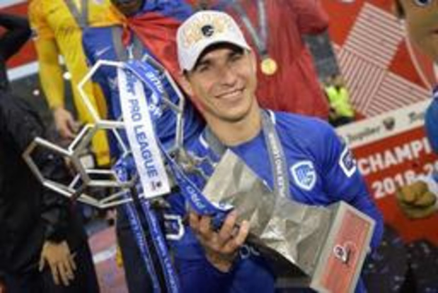 Ruslan Malinovskyi quitte le Racing Genk pour l'Atalanta Bergame