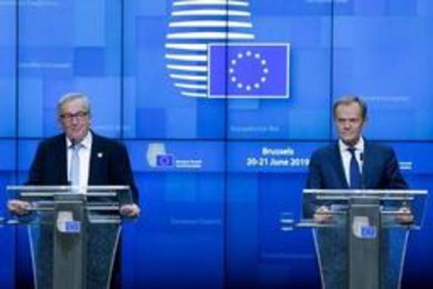 """Les Européens préviennent le prochain Premier ministre britannique: """"pas de renégociation"""""""