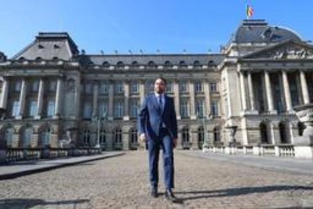 Vlaams Belang op paleis bezorgt Maxime Prévot koude rillingen