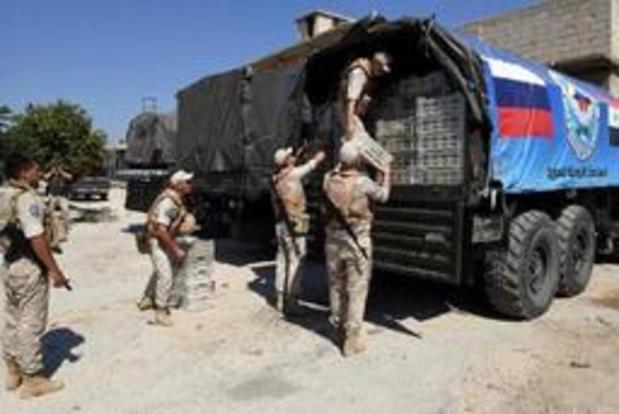 Brand in Russisch munitiedepot veroorzaakt door verkeerde omgang met munitie
