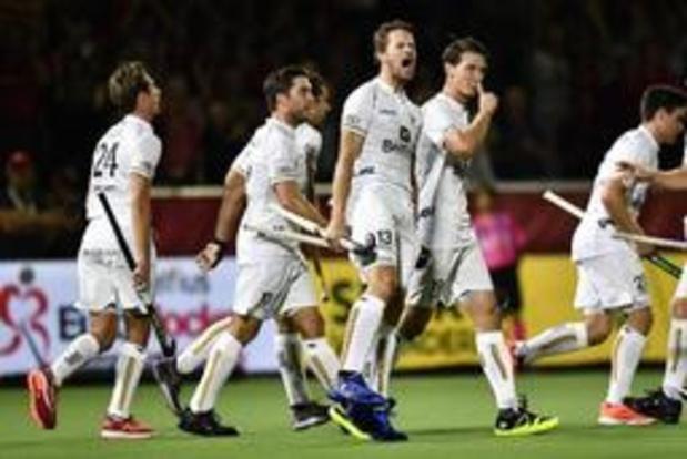 EK hockey (m) - Red Lions voorbij Duitsland naar finale