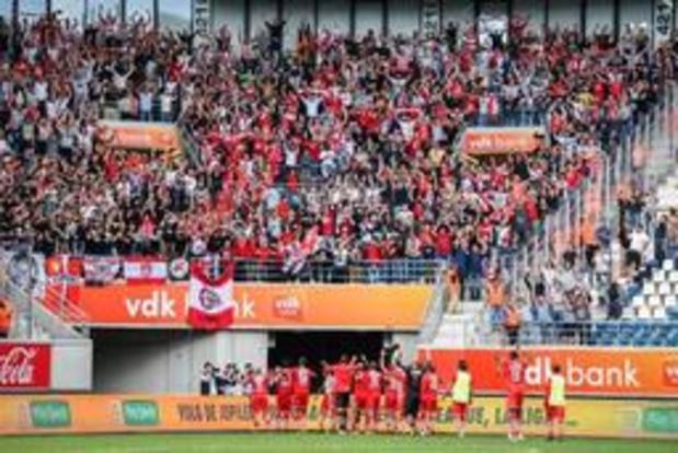 Antwerp-fans lopen storm voor Europese rentree