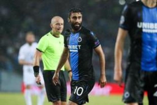 Kaveh Rezaei de retour à Charleroi