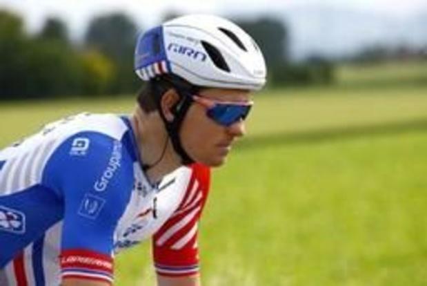 Arnaud Démare s'offre la 10e étape du Tour d'Italie au sprint, Valerio Conti toujours en rose