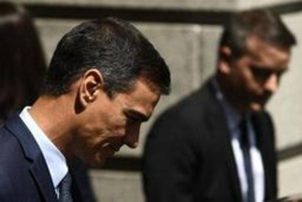 Pedro Sanchez na mislukte vertrouwensstemming niet van plan handdoek te gooien