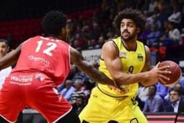 EuroMillions Basket League - Oostende neemt revanche tegen Charleroi, Antwerp Giants winnen in Leuven