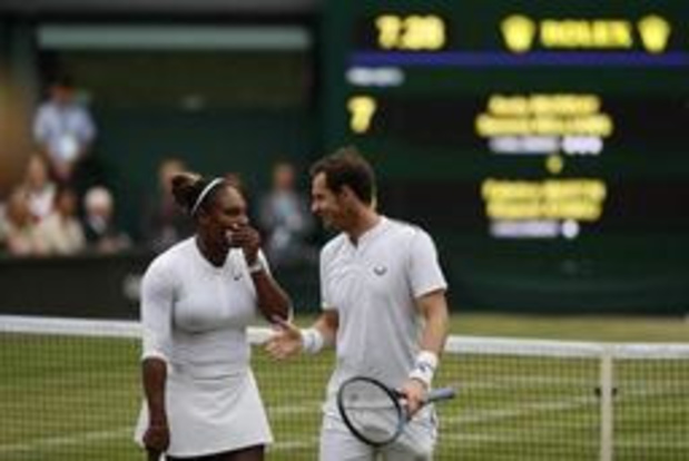 Après le simple, Andy Murray renonce aux doubles et se consacre à son retour en simples