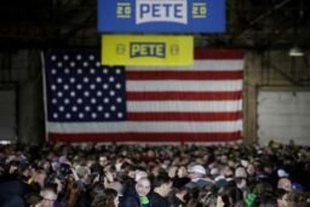 Amerikaanse presidentsverkiezingen in 2020 - Democraat Buttigieg kondigt officieel kandidatuur aan