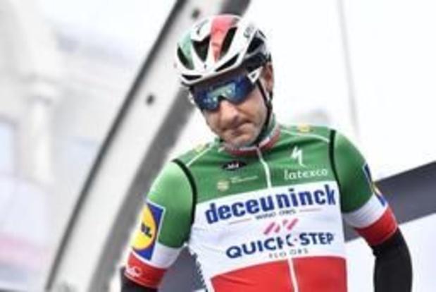 Deceuninck-Quick Step staat met Viviani als leider aan de start van de Giro