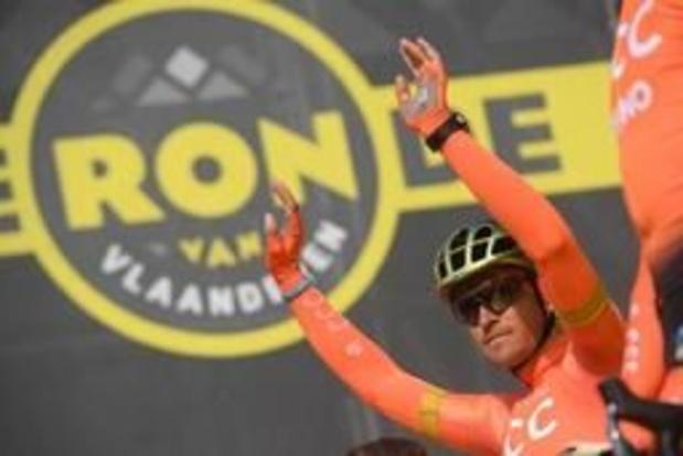 Ronde van Vlaanderen - Greg Van Avermaet kon oud-ploegmakker niet volgen