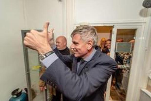 Filip Dewinter (Vlaams Belang) wellicht eerste ondervoorzitter Vlaams Parlement