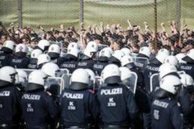 La Slovénie va prolonger de 40 km sa clôture à la frontière croate