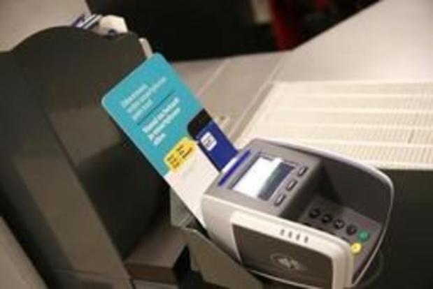 Geen elektronische betalingen mogelijk tussen 00.15 en 04.30 uur