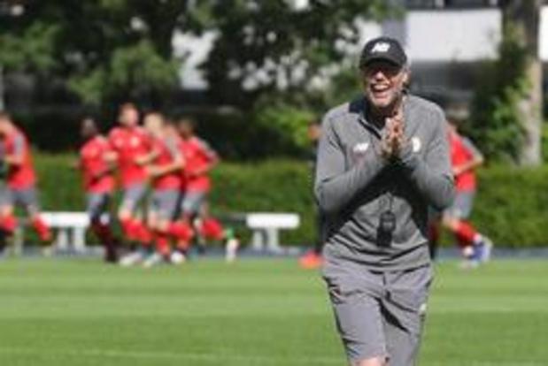 """Jupiler Pro League - Versé directement en Europa League, le Standard peut """"préparer avec sérénité"""" la suite"""