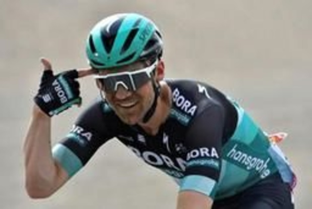 Maximilian Schachmann wint vijfde etappe van Ronde van Catalonië