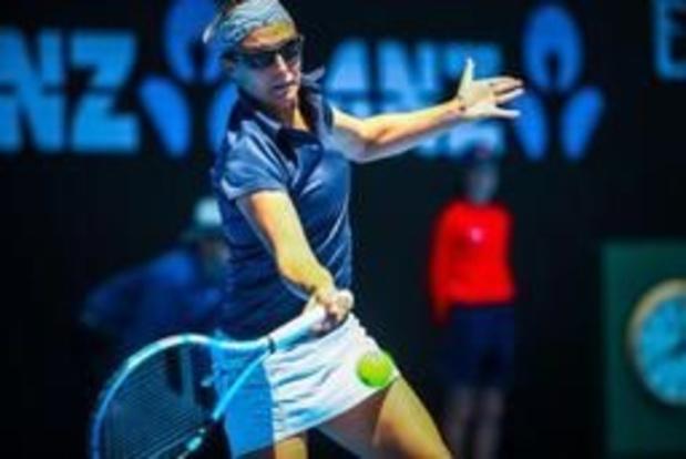 WTA Monterrey - Kirsten Flipkens avance rapidement vers le 2e tour