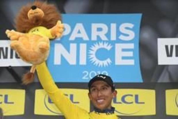 Giro - Ineos-kopman Egan Bernal mist Giro door gebroken sleutelbeen
