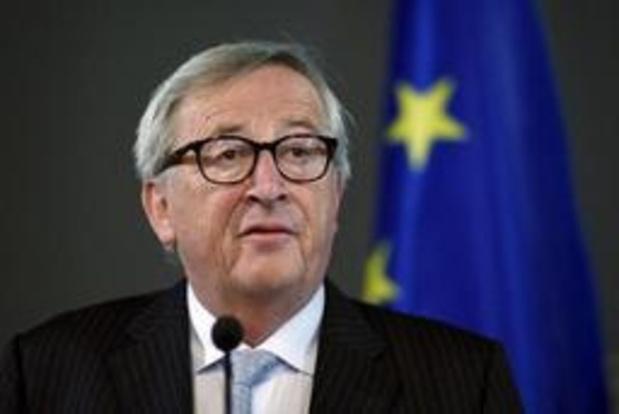 """Juncker: """"Ik was de eerste en de laatste Spitzenkandidaat"""""""