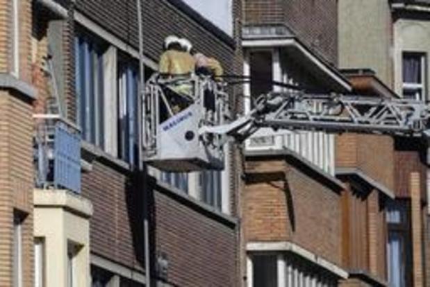 Les pompiers présents en moyenne après 10 minutes et 53 secondes
