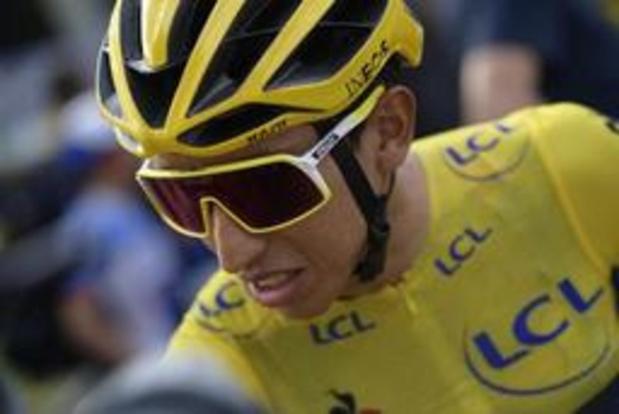 Tour de France - Ewan (Lotto Soudal) gagne aux Champs-Elysées, Bernal premier Colombien en jaune à Paris