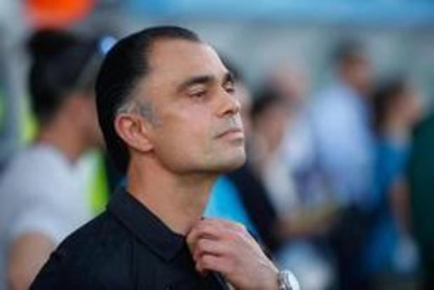 """Euro espoirs 2019 - Johan Walem: """"On devrait peut-être mettre un bloc en place"""""""