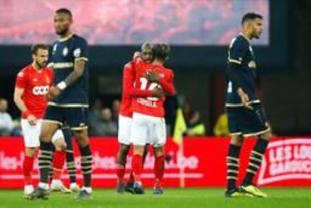 Jupiler Pro League - Standard klopt Antwerp in opener Play-off I