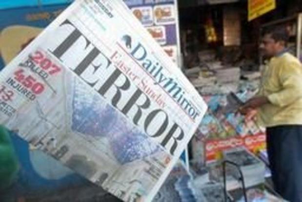 Explosions au Sri Lanka - Le bilan des attentats de dimanche grimpe à 290 morts et 500 blessés