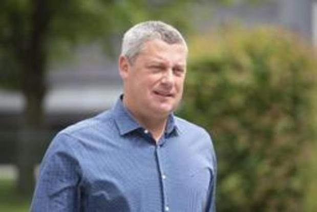 """Nouvelle élection à Neufchâteau: Dimitri Fourny s'est rendu""""serein"""" au bureau de vote"""