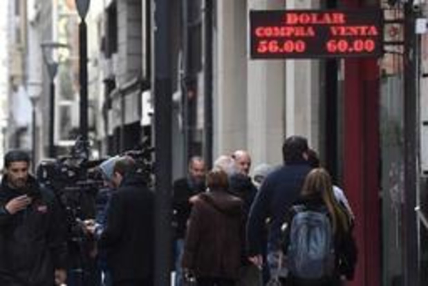 Argentijnse peso verliest 14 procent na verkiezingsnederlaag president